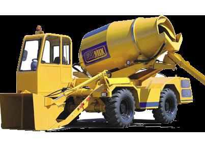 Advancements In Self Loading Concrete Mixers In Last Decade