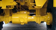 CARMIX 4×4 Self-Loading Concrete Mixers